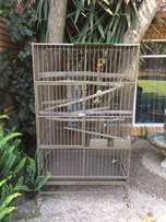 Marmazete or Parrot Cage