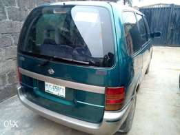 Very clean nissan serena with AC