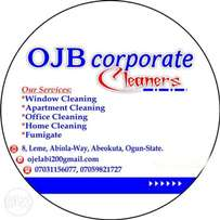 OJB corporate cleaners