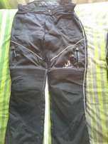 Adventure and Enduro/MX pants - from R350, various sizes.