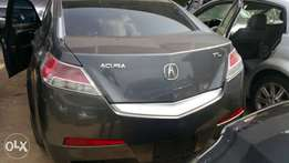 2010 acura tl tokunbo clean title