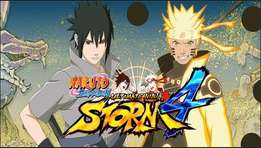 Naruto Shippuden: Ultimate Ninja STORM 4 PC Game