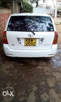 Clean and well maintained Toyota Fielder