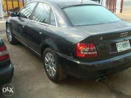 Clean Audi A4 2000 Model for Sale
