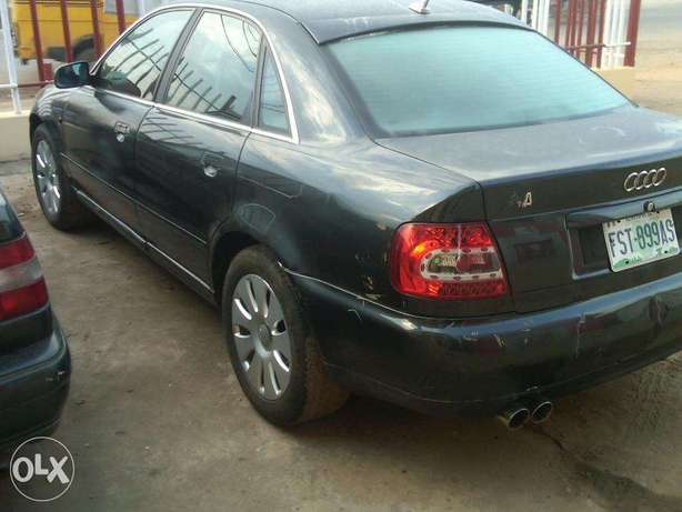 Clean Audi A4 2000 Model for Sale Lagos - image 1