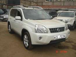 Nissan X-Trail 2010, with Hyper Roof