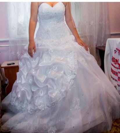 6c40ec82bc96f4 Продам весільне плаття, НЕДОРОГО: 800 грн. - Весільні сукні Луцьк на Olx