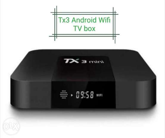 Best Quality Android TV box-OMR-15