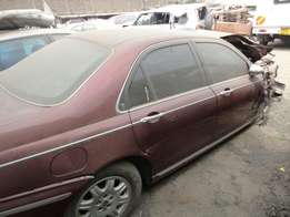 Rover 75 insurance salvage