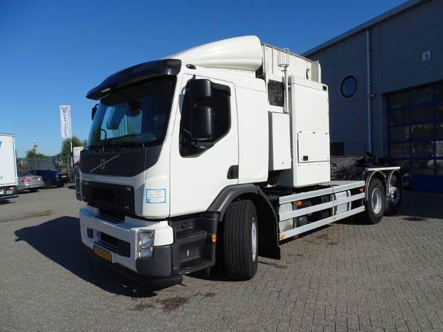 Volvo Fe7-260 / Automatic / 6x2/4 / Eev / System Not Wor - 2010