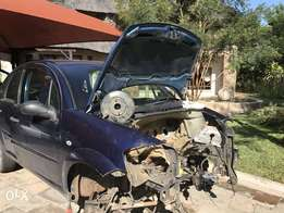 Citroen C 3 complete body for sale