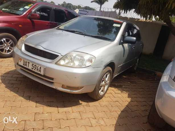 Toyota Allex Quick deal Sunday special Need money Kampala - image 4