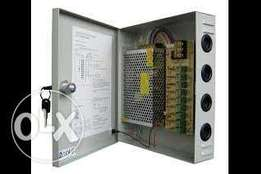 9 Ways cctv power box