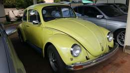 70's Beetle in good condition