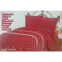 3in1 dotted bed covers
