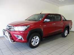 Toyota Hilux 2.8gd6 doublecab 4x4 manual