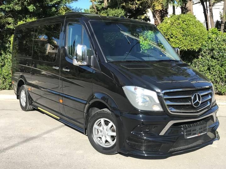 Mercedes-Benz Sprinter 316 CDi - BLACK ICE EDITION - 2016