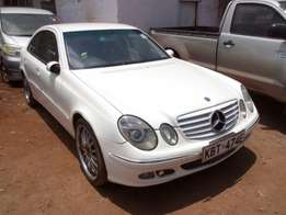 Mercedes Benz E240, KBT REG 2005 For Quick Sale Asking Price 1,200,000