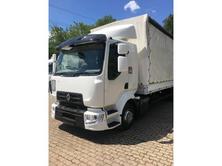 Renault Midlum 220 / Leasing - 2015