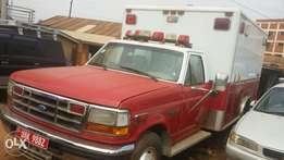 Ford ambulace uak