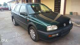 Extra clean golf 3 tokunbo at affordable price
