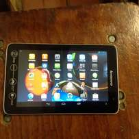 Lenovo tab A550 16gb 3G& wifi in a nice condition with pouch 8 inch