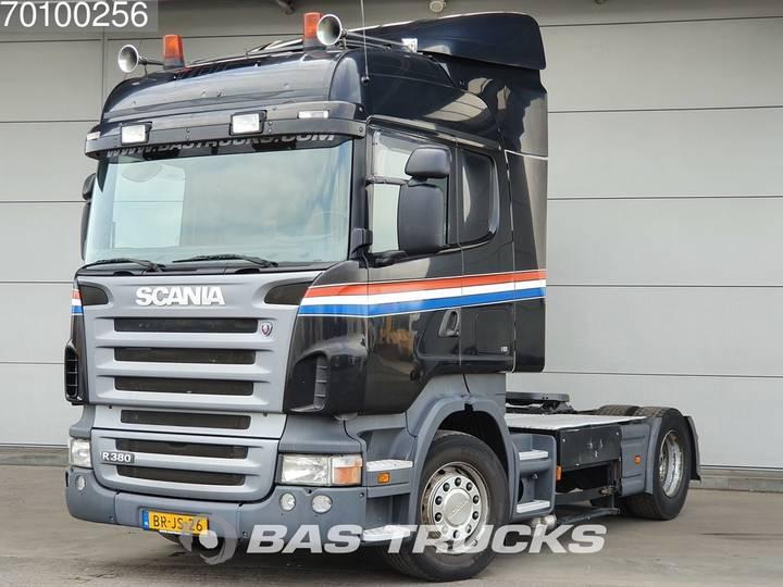 Scania R380 R380 4X2 3-Pedals Euro 3 - 2005
