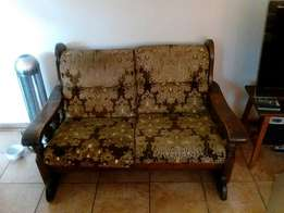 Antique lounge set