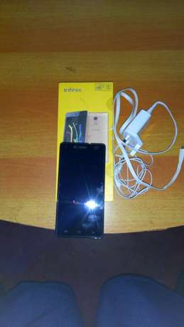 INFINIX HOT 4 X557 with smart touch and xios os. Kampala - image 1