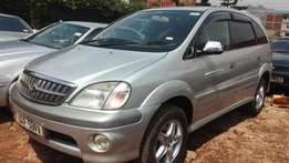Toyota Nadia Type Su in a perfect condition for sale