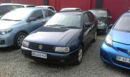 2002 Vw polo classic 1.8i call khalick