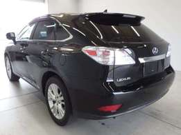 Just Arrived Lexus hybrid RX 450 fully loaded Leather interior