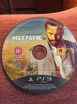 Max Panye 3 (PS3) For Sale