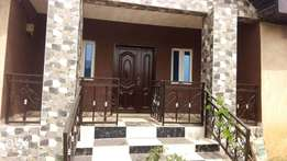 Newly built twin 3 bedrooms for rent at Green gate in oluyole Estate