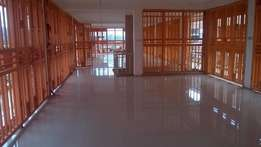 wide space to let nateete main road God with us plaza