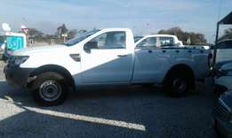 2013 ford ranger 2.2 single cab 88kw for sale