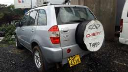 Cherry Tiggo 2010 manual