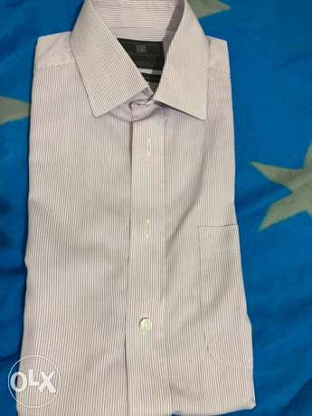 markes and spencer formal shirt size 15 or medium