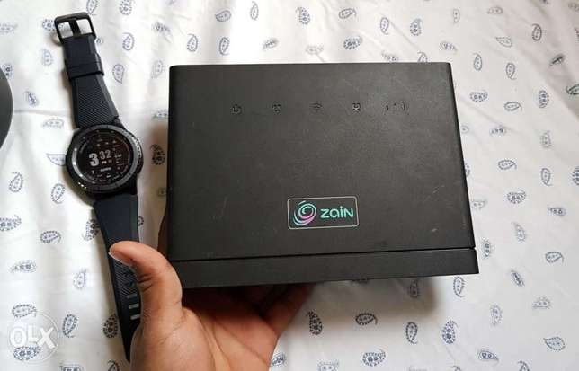 Zain b315 unlocked router for sell 15 bd