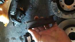 Citroen Picasso 2.0 Diesel Brake disc and pads
