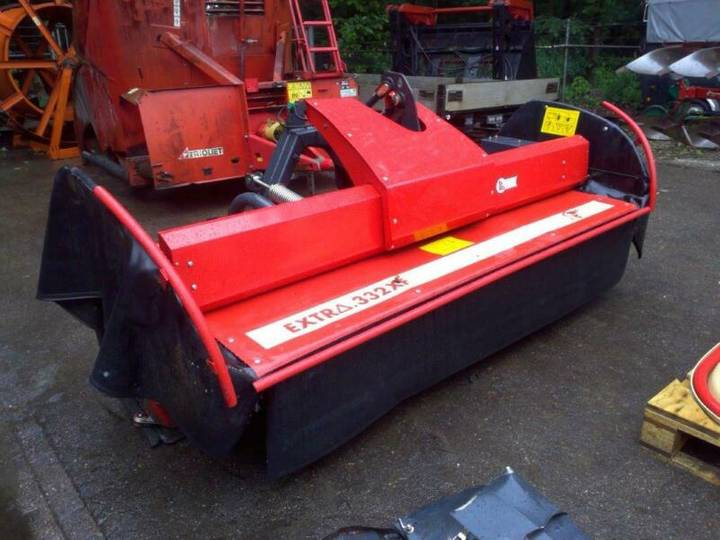 Vicon 332 xf express schade ! unfall! - 2014