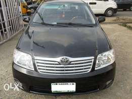 Neatly Used Toyota Corolla 07, Registered