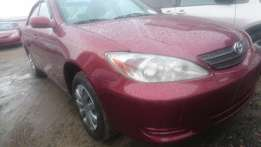 Tokunbo 2004 Toyota Camry for sale
