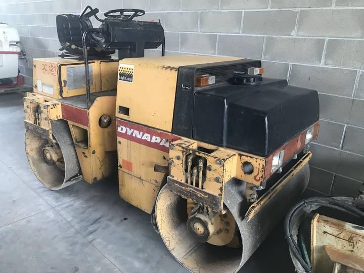 Dynapac CC121 - 1991