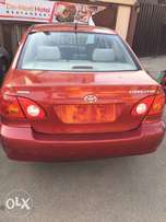 Super Clean Tokunbo Toyota Corolla 2005 (Lagos Cleared).