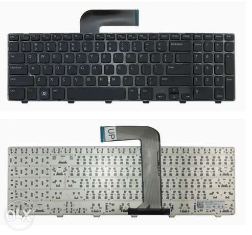 Laptop Keyboard for Dell Inspiron 15R (N5110)