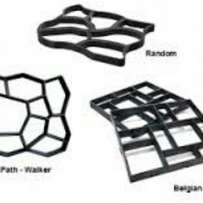 Paving Molds. Belgium Path walker or random molds available
