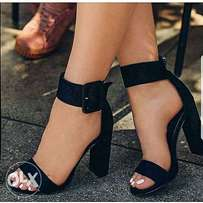 Tendy woman's high heel sandals in new fashion get from jumia