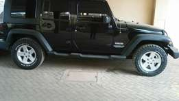 Jeep Wrangler Fully loaded KCK