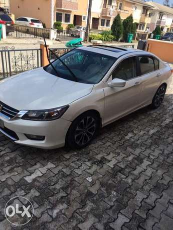 Not Registered Clean 2013 Honda Accord. (THUMBSTART) Lekki - image 3